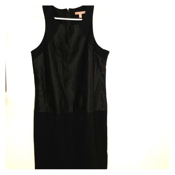 Banana Republic Dresses & Skirts - Banana Republic Leather Dress